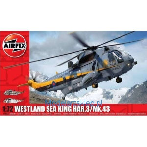 Airfix 04063 - Westland Sea King HAR.3/Mk/43