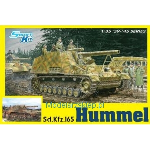 Dragon 6935 - Sd.Kfz.165 Hummel Early/Late Production