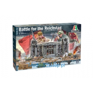 Italeri 6195 - Battle for the Reichstag Battle Set (Berlin, april 29th/May 2nd 1945)