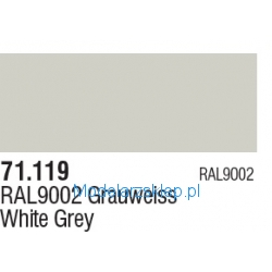 Vallejo 71119 - White Grey 17ml