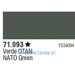 Vallejo 71093 - NATO Green 17ml