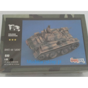 "Verlinden Productions 680 - Sd.Kfz.123 ""LUCHS"""