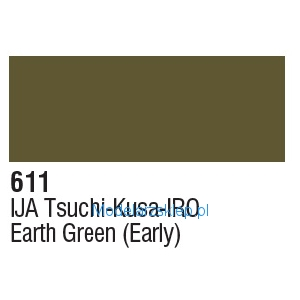 Vallejo 70611 - Earth Green (early) Sufracer Primer 17ml