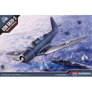 "Academy 12324 - USN SB2U-3 ""Battle of Midway"""