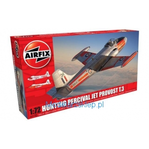 Airfix 02103 - Hunting Percival Jet Provost T.3/T.3a