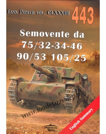 Wydawnictwo Militaria 443 (Tank Power)